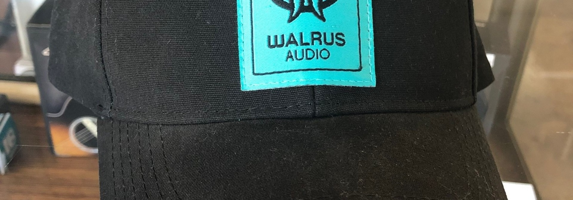 Walrus Audio Baseball Cap