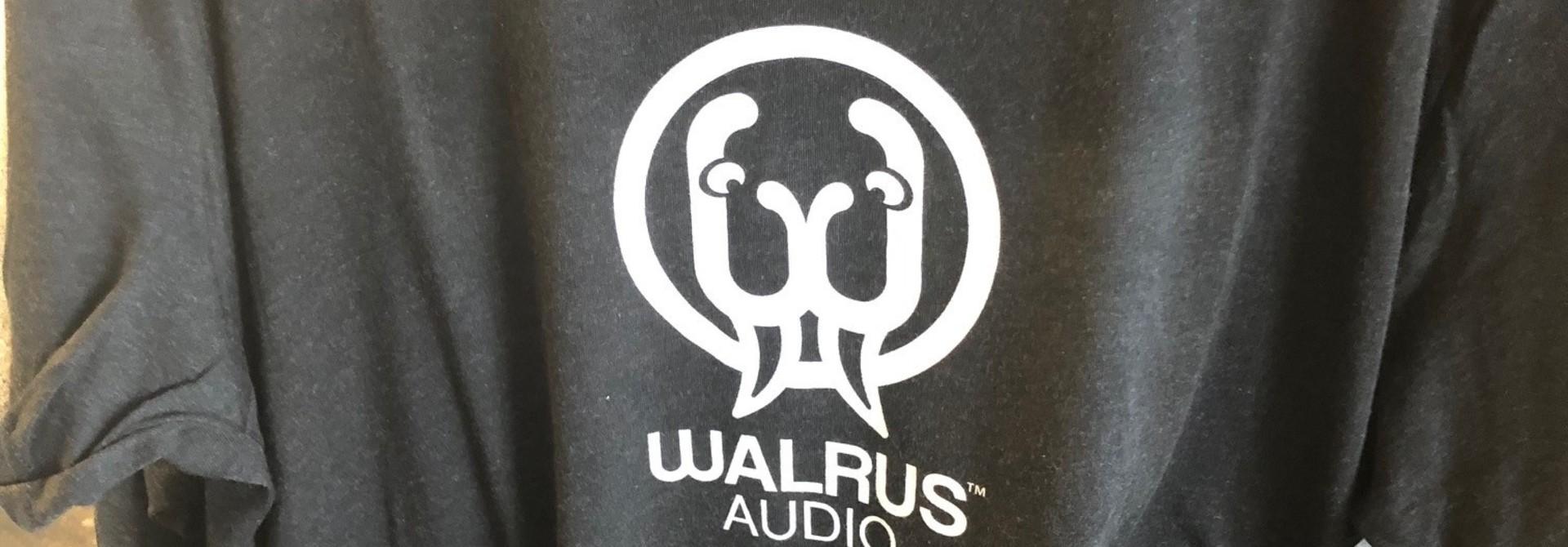 Walrus Small Print Tee