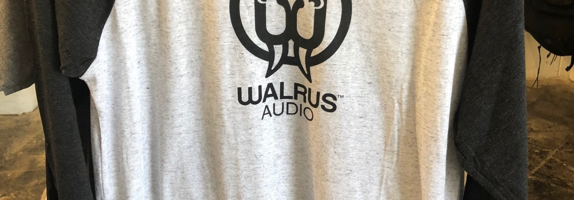 Walrus Audio Baseball Tee
