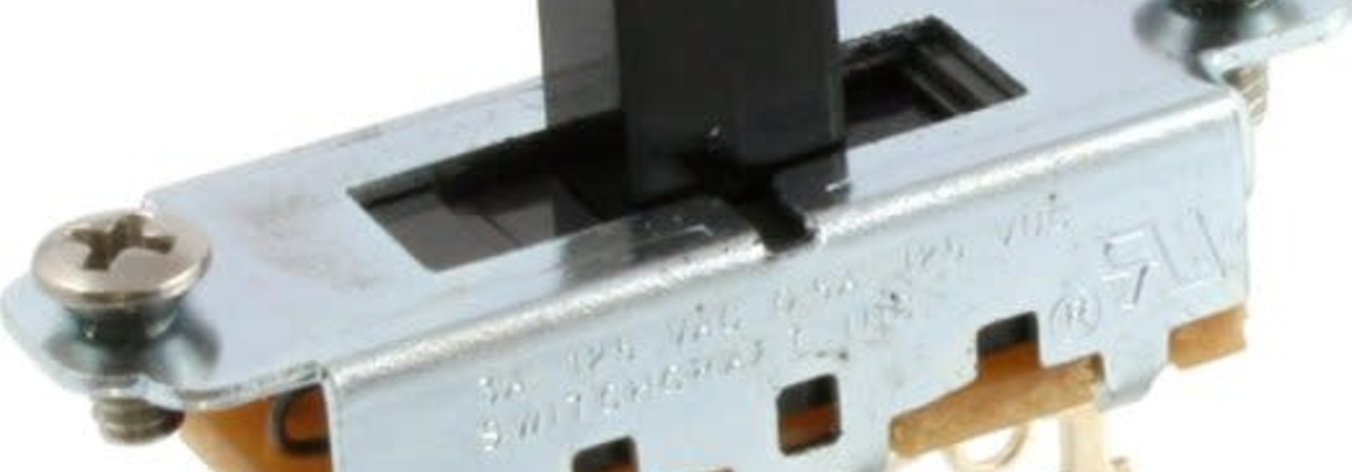 Allparts 3-way Slide Switch