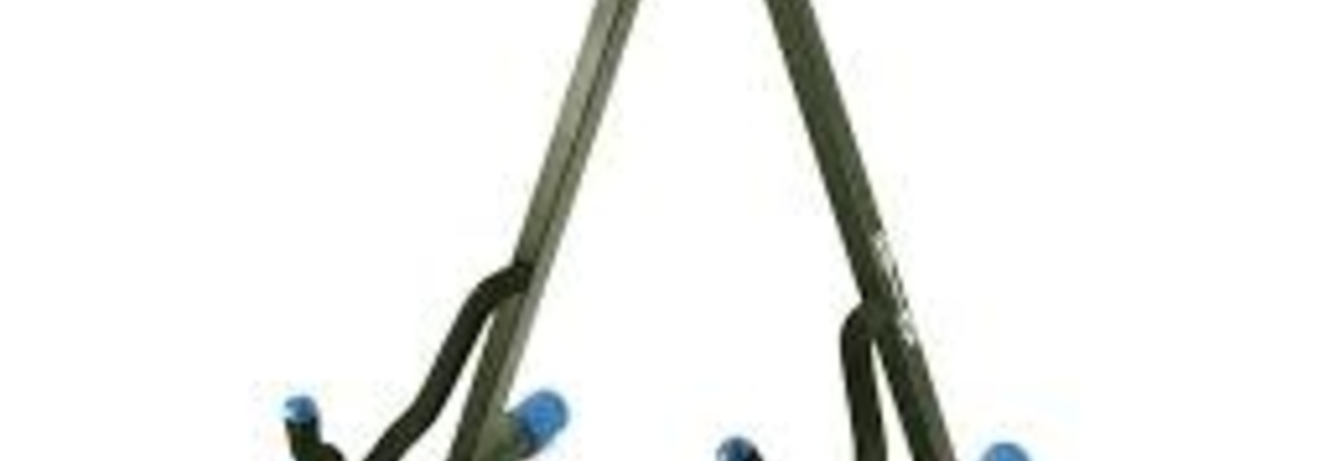 ProRockGear Deluxe A Frame Electric Guitar Stand