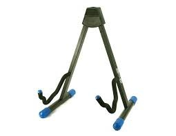 ProRockGear Deluxe A Frame Electric Guitar Stand-1