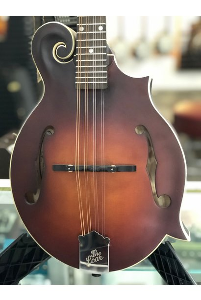 The Loar Honey Creek F-Style Mandolin - Brownburst LM310FBRB