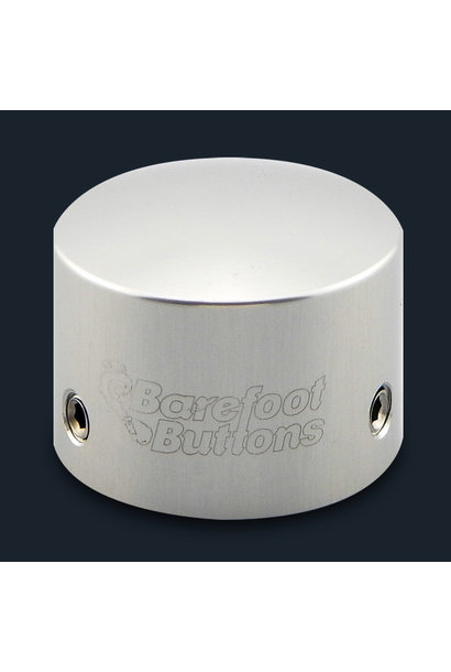 Barefoot Buttons Mini Tall Boy V1 - Silver