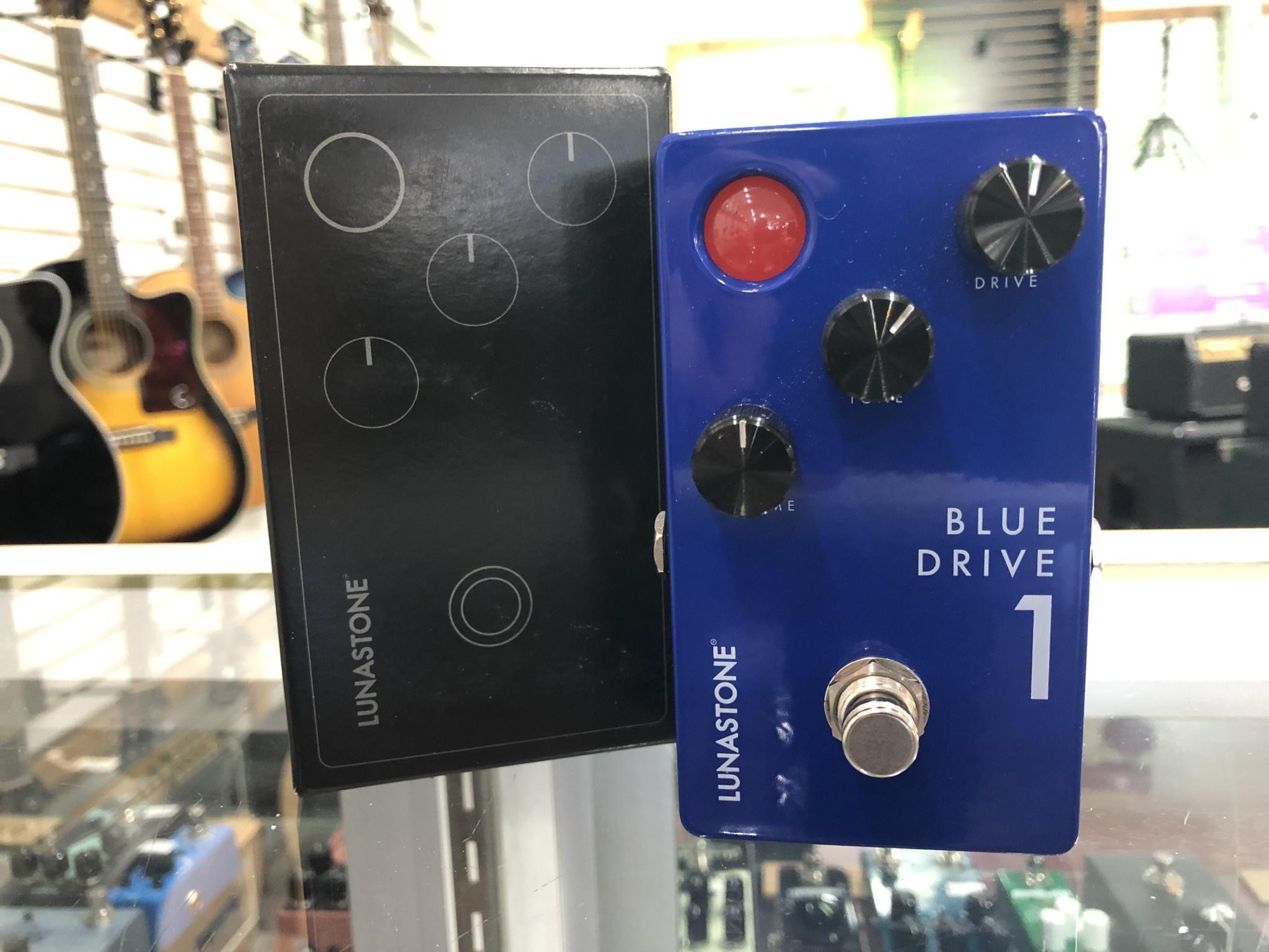 Lunastone Blue Drive 1-2