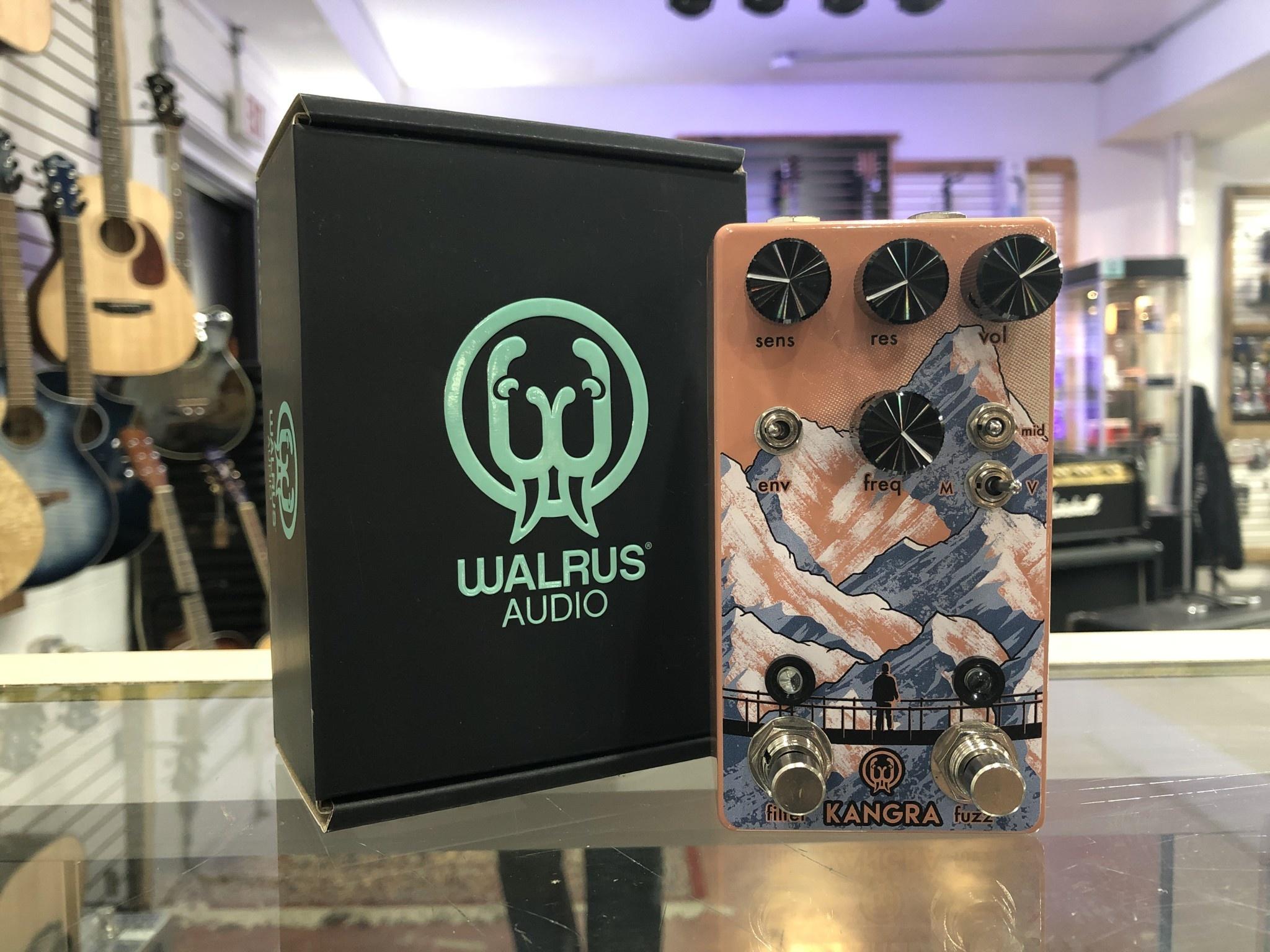 Walrus Audio Kangra Filter Fuzz-2