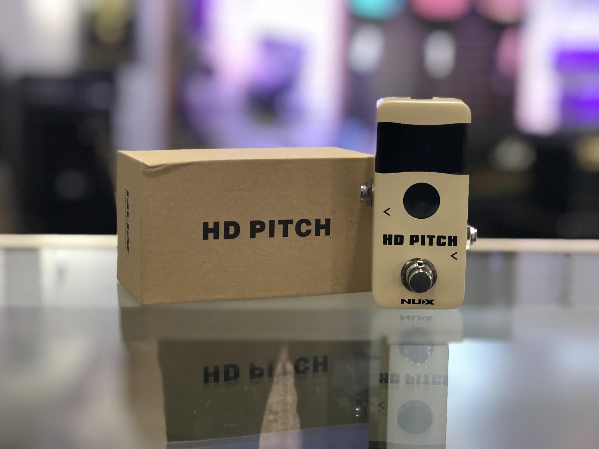 NUX HD Pitch Mini Pedal-2