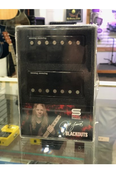 Seymour Duncan Jeff Loomis Blackouts  7 String Pickups