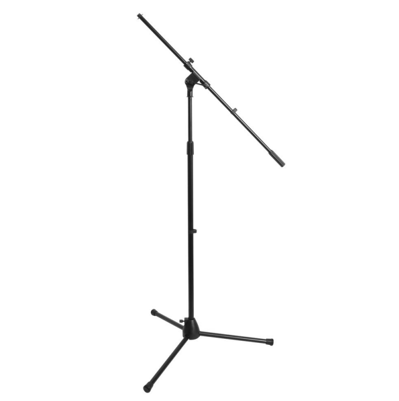 On-Stage MS7701 Euro Boom Microphone Stand-1