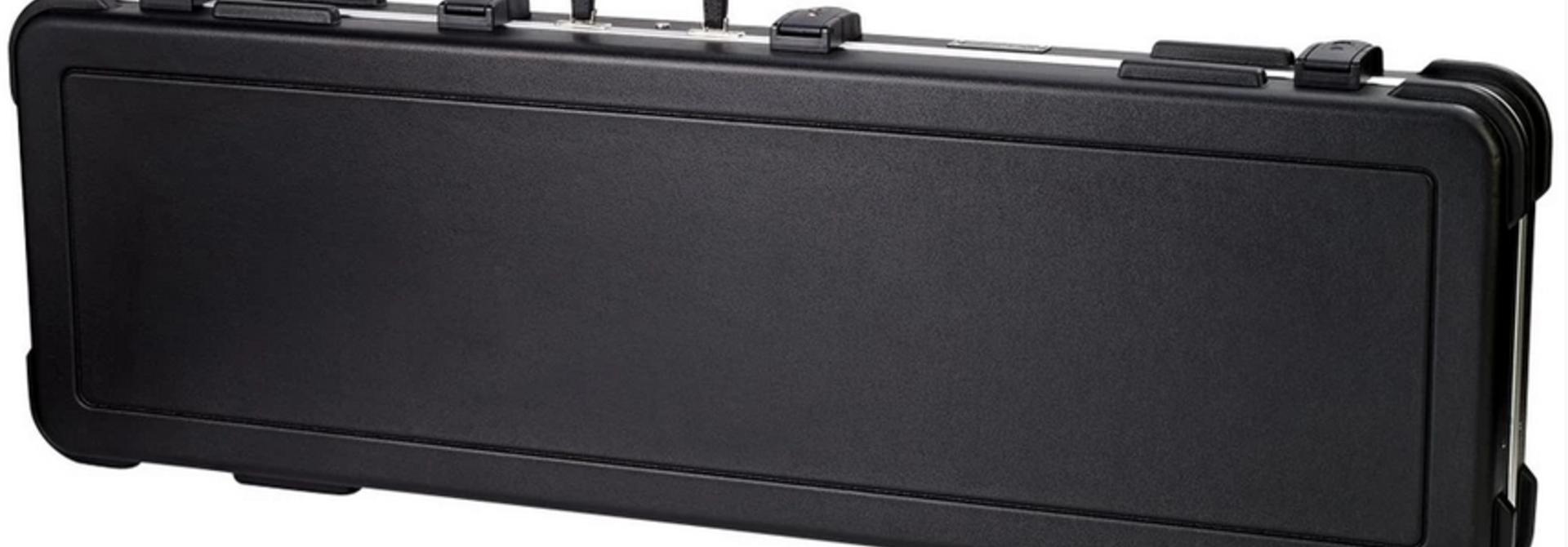 ProRockGear RGM386TSA ABS DLX Rect. Bass Case
