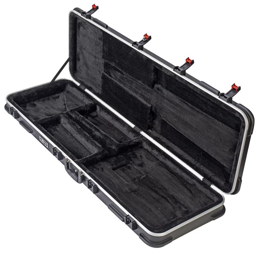 ProRockGear RGM386TSA ABS DLX Rect. Bass Case-2