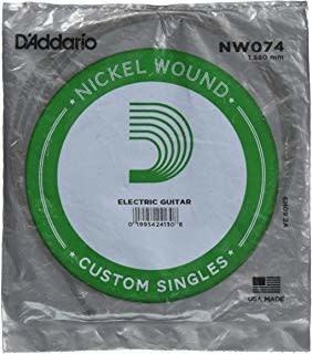 D'addario NW074 Custom Single .074-1