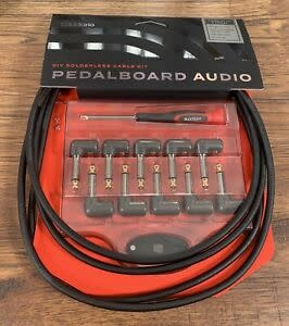 Solderless Pedalboard Kit-2