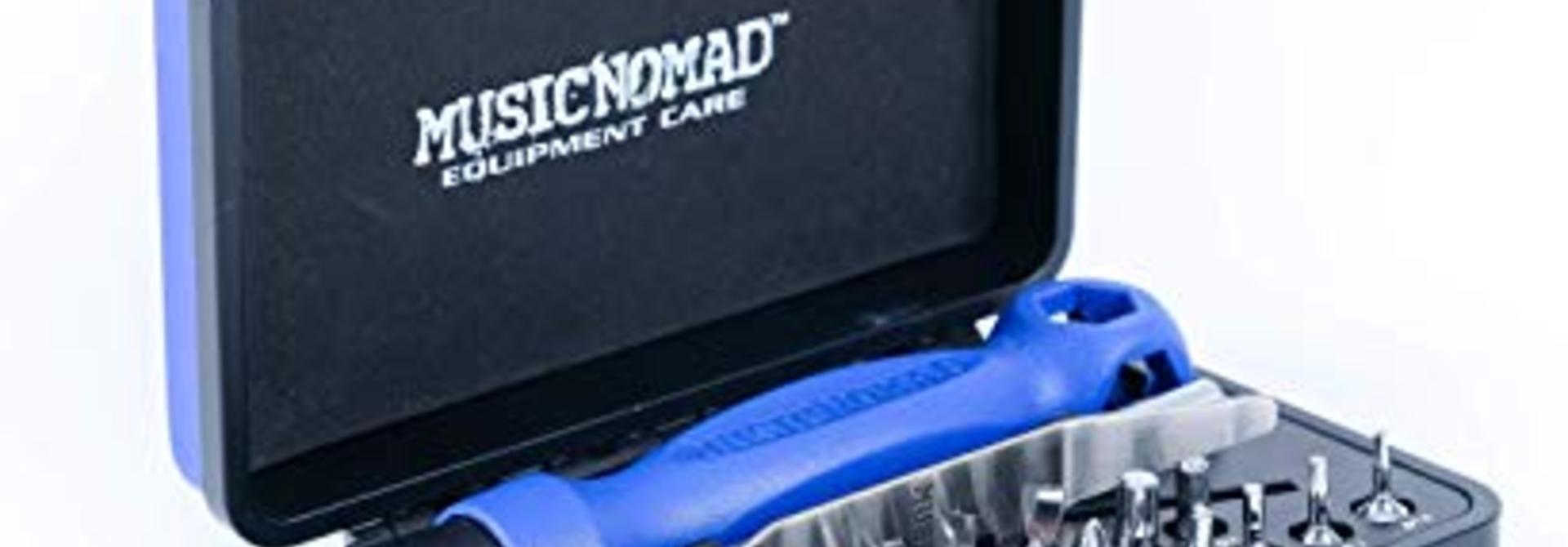 Music Nomad Premium Guitar Tech Tool Set