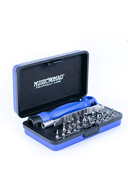 Music Nomad Premium Guitar Tech Tool Set