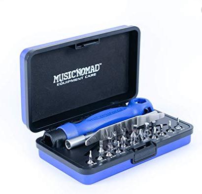 Music Nomad Premium Guitar Tech Tool Set-1