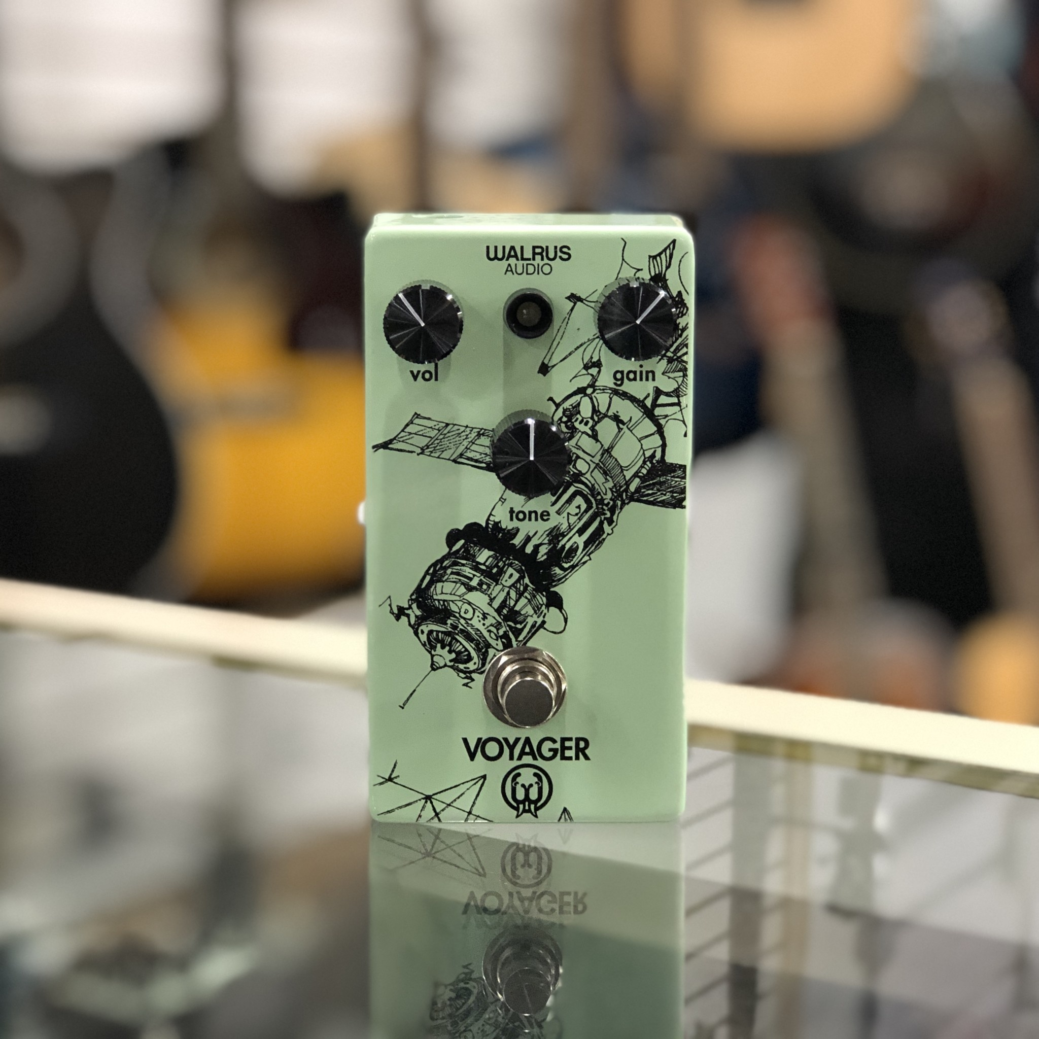 Voyager Preamp/Overdrive-1