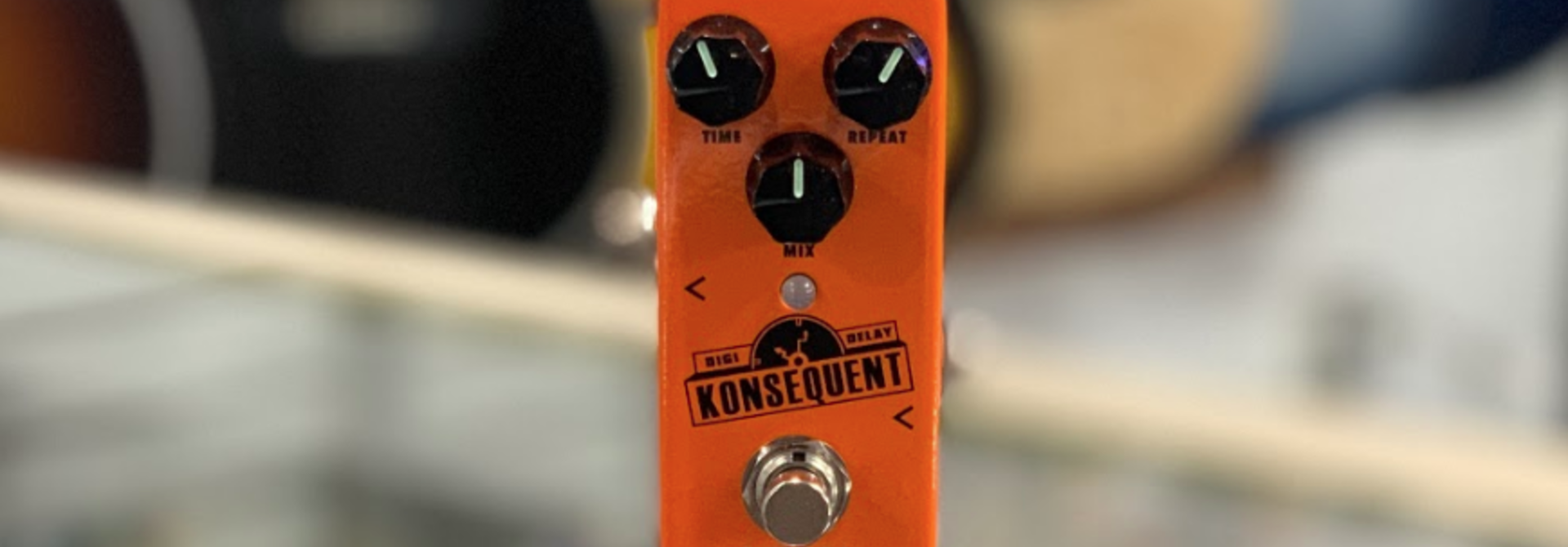 NUX Konsequent Digi Delay