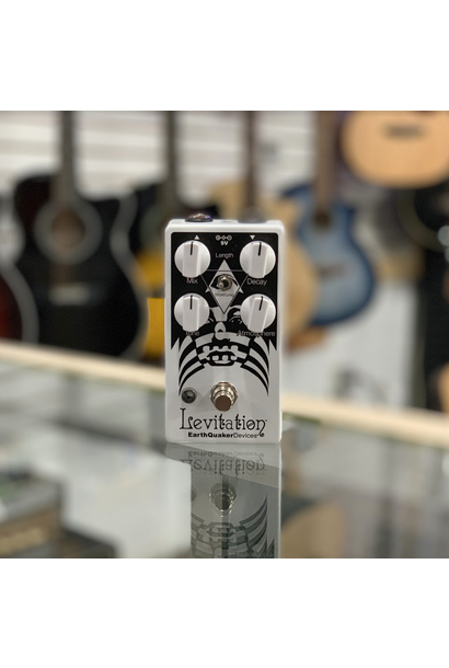 Earthquaker Devices Levitation Reverberation Machine