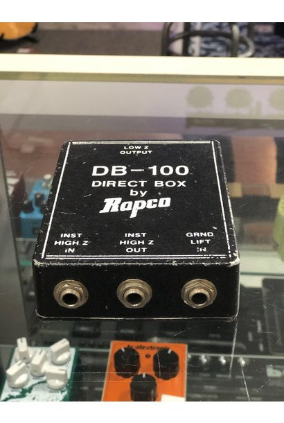 Rapco DB-100 Direct Box