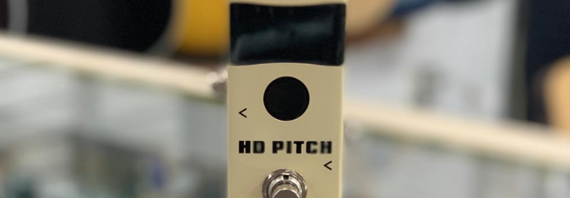 NUX HD Pitch Mini Pedal