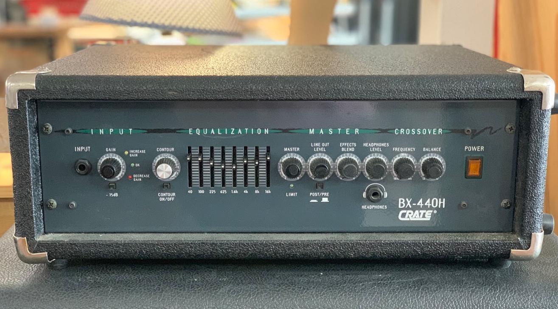 BX-440H Bass Head-1
