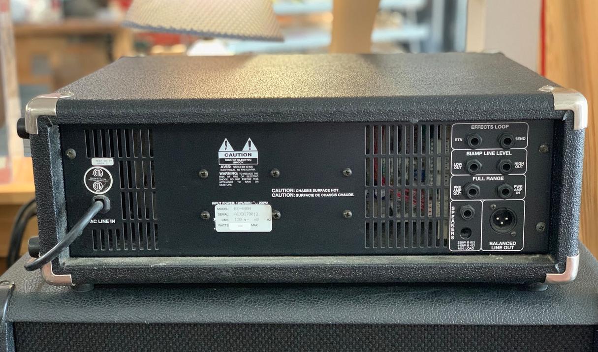 BX-440H Bass Head-2