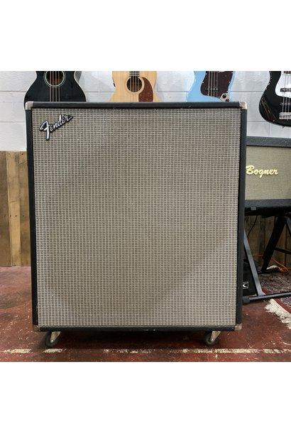 Fender Bassman 70  2x15 Cabinet