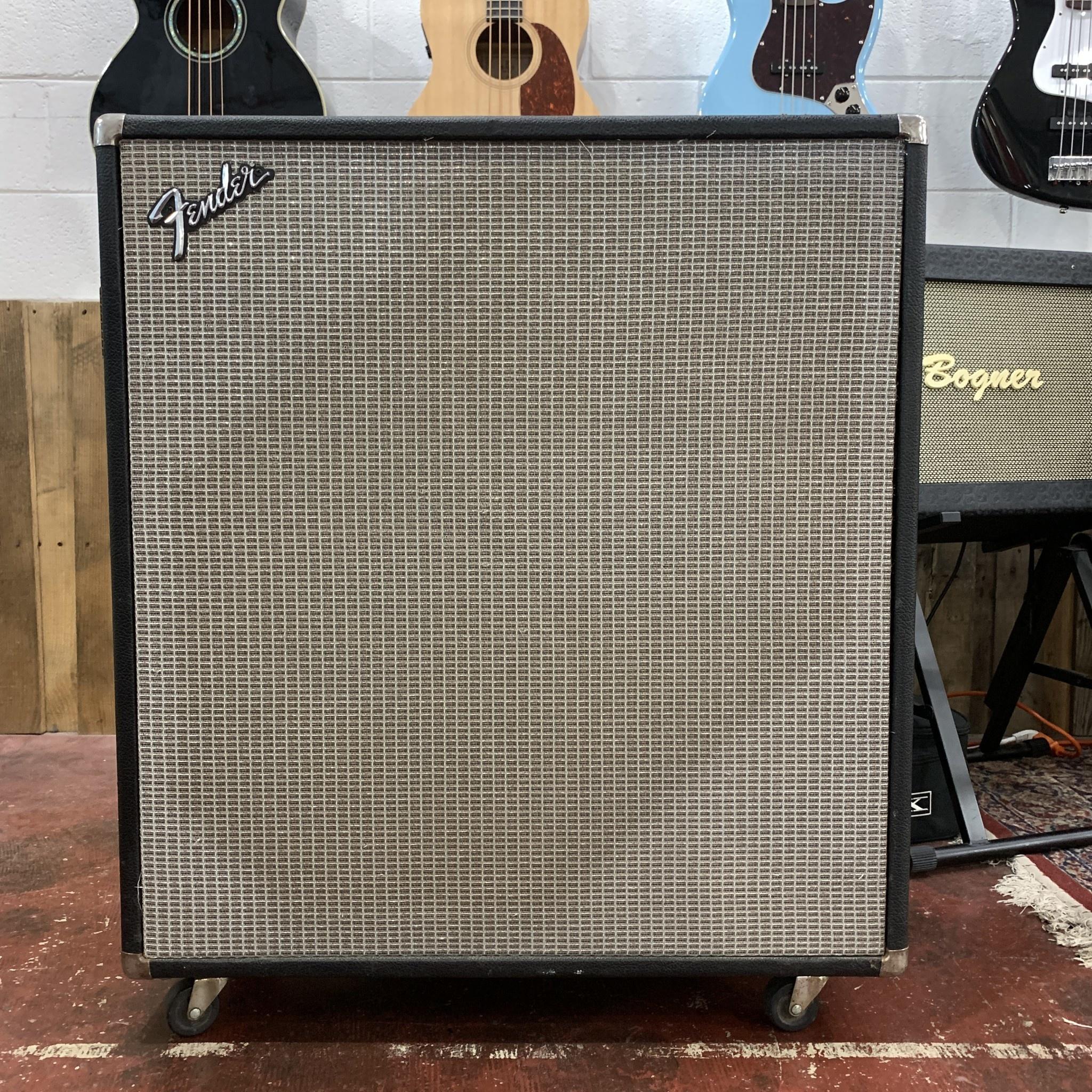 Fender Bassman 70  2x15 Cabinet-1
