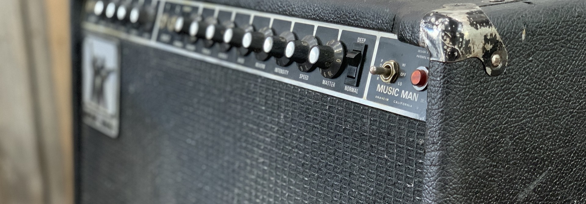 Solid State Amps