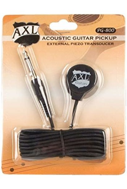 AXL PG-800 Transducer Acoustic Pickup