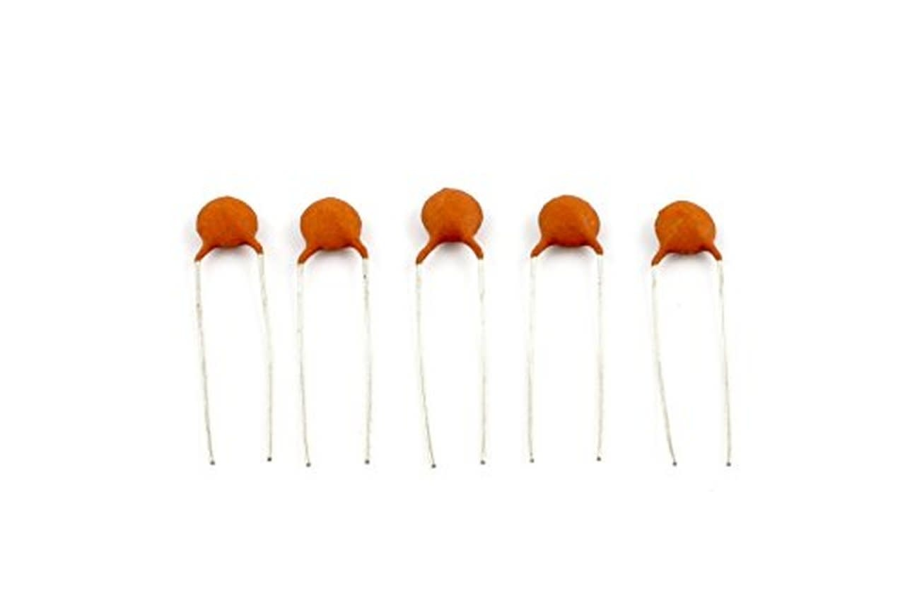 Allparts Ep 0056-B00 .022 Ceramic Disc Capacitor-1