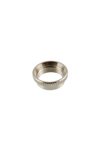 Allparts Nickel Deep Toggle Nut