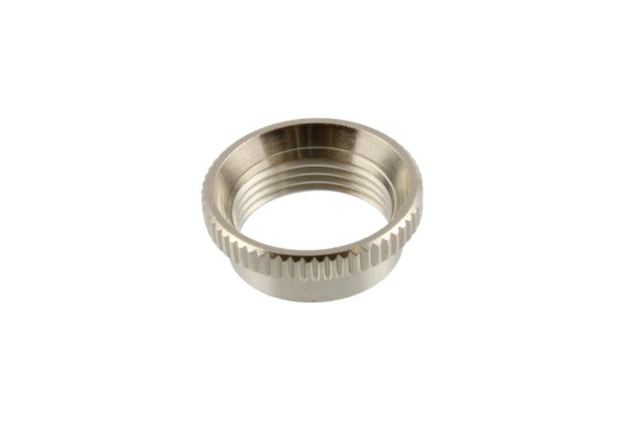 Allparts Nickel Deep Toggle Nut-1