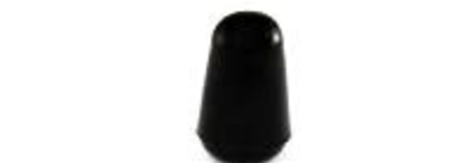 Allparts SK-0710- B23 Black Switch Knobs