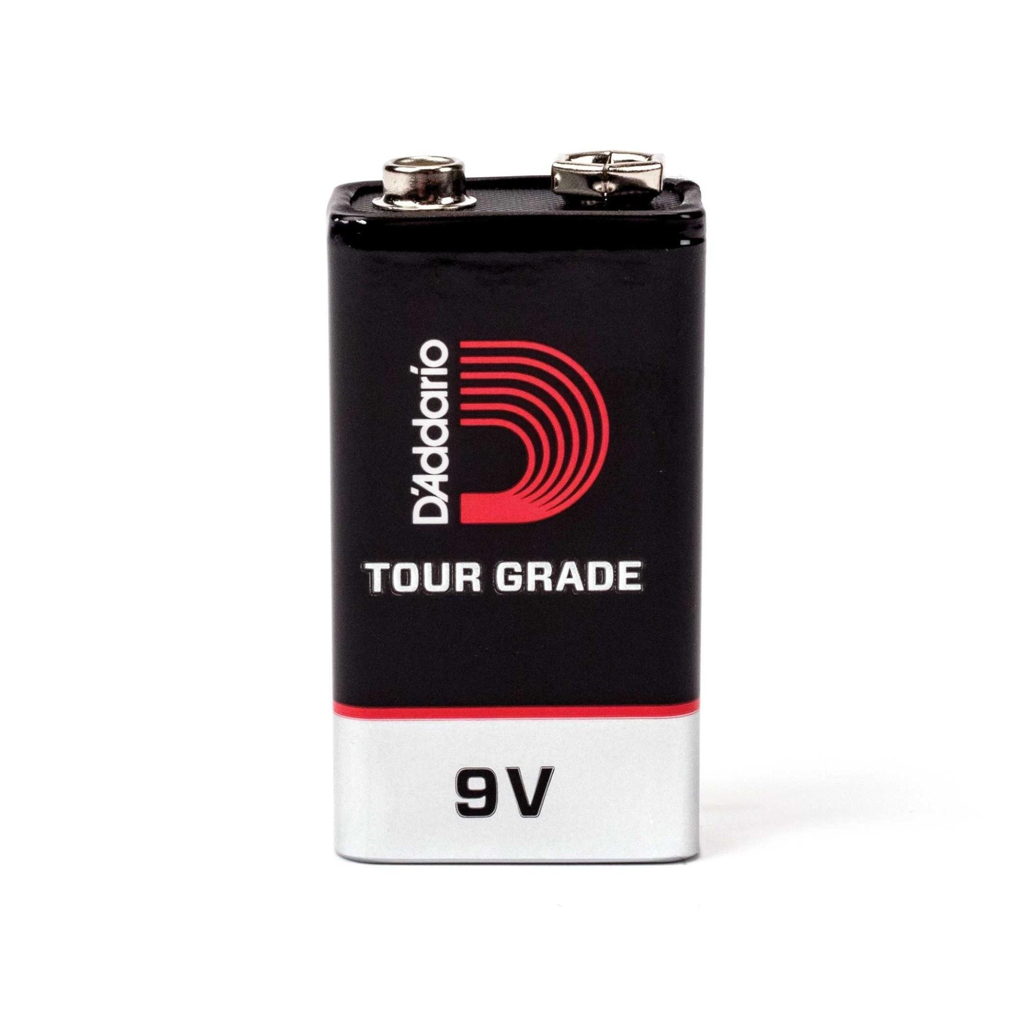 D'addario 9V Battery 2 pack-1