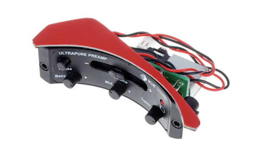 K&K UltraPure Preamp-1