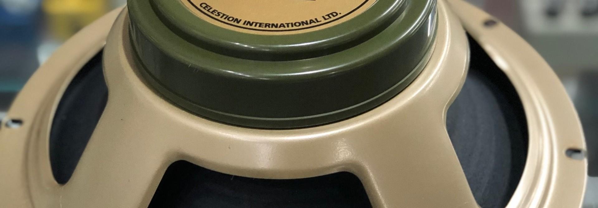 Celestion G10 Greenback 30 w