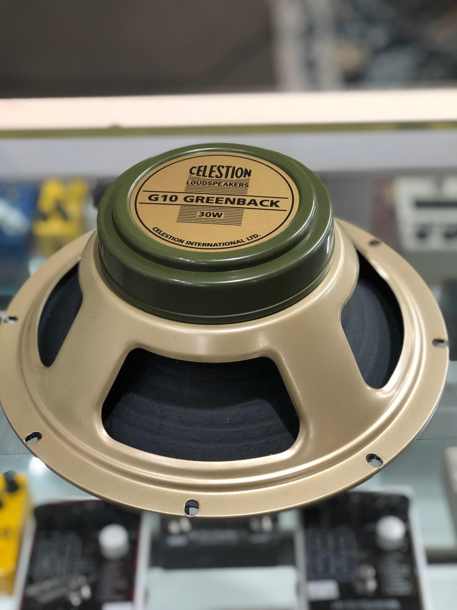 Celestion G10 Greenback 30 w-1