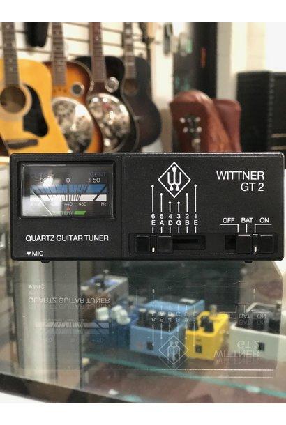 Wittner GT2 Quartz Tuner