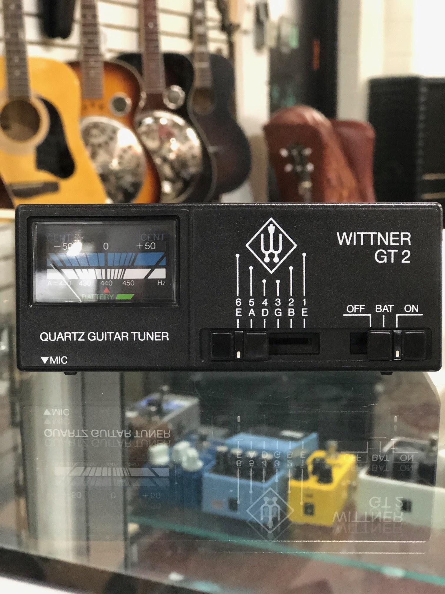 Wittner GT2 Quartz Tuner-1