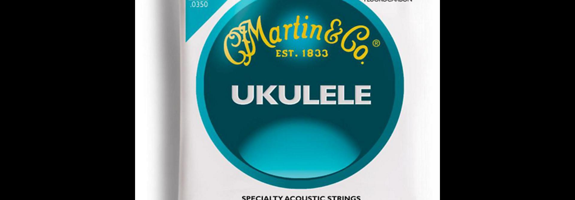 Martin M630 Ukulele Baritone Strings