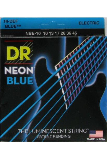 DR Neon Blue  NBE-10 10-46