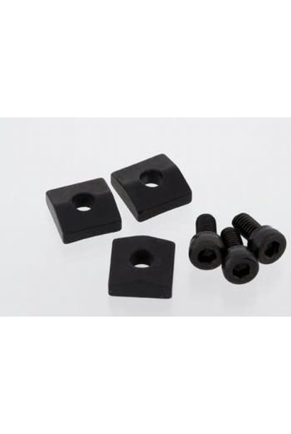 All Parts BP-0116-003 Black Nut Blocks