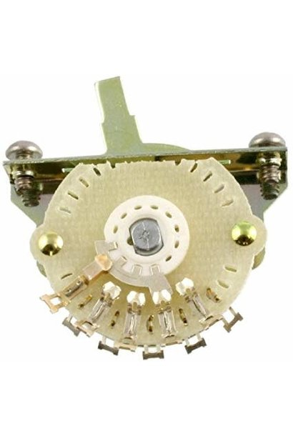All Parts EP-4374 4-Way Oak Grigsby Blade Switch for Telecaster®