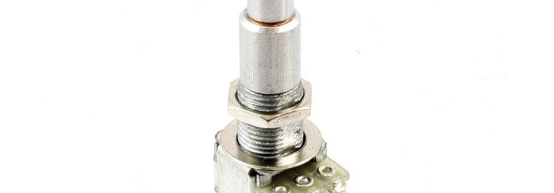 Allparts 500K Stacked Concentric Pot EP-4486-000