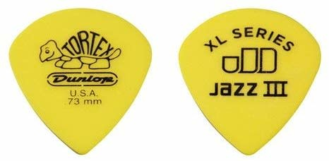 Dunlop Jazz III XL Picks-5