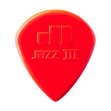 Dunlop Nylon Jazz Picks-6