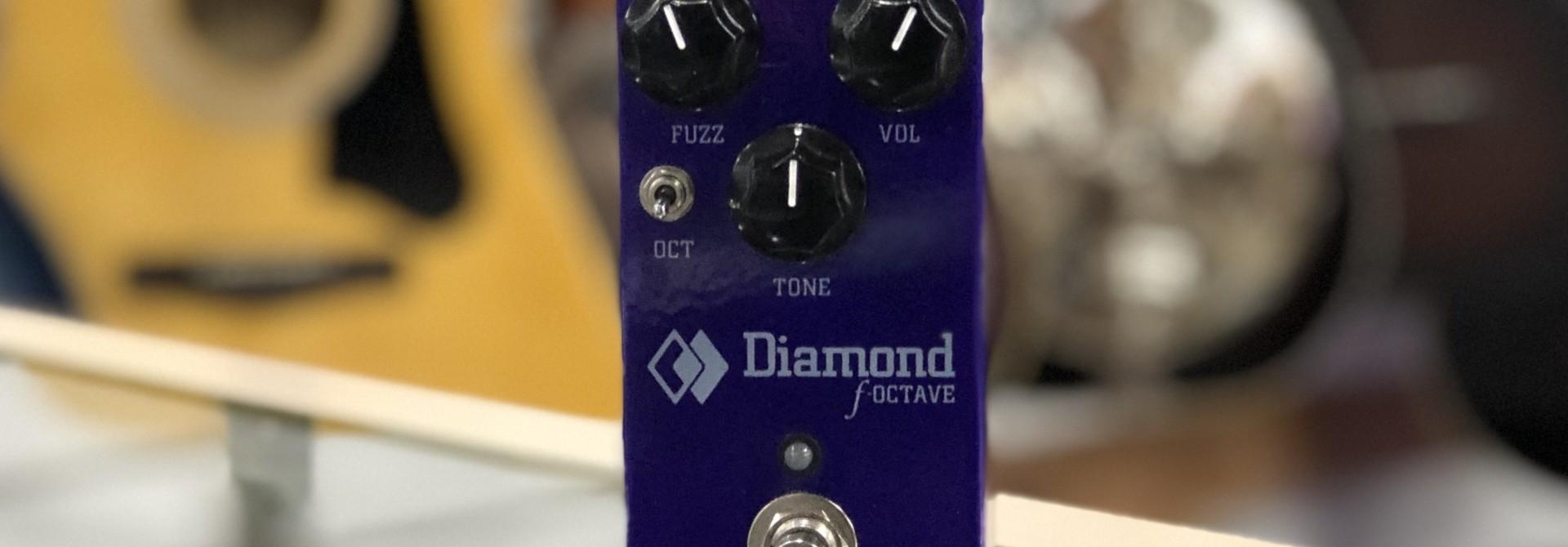 Diamond F-Octave Fuzz