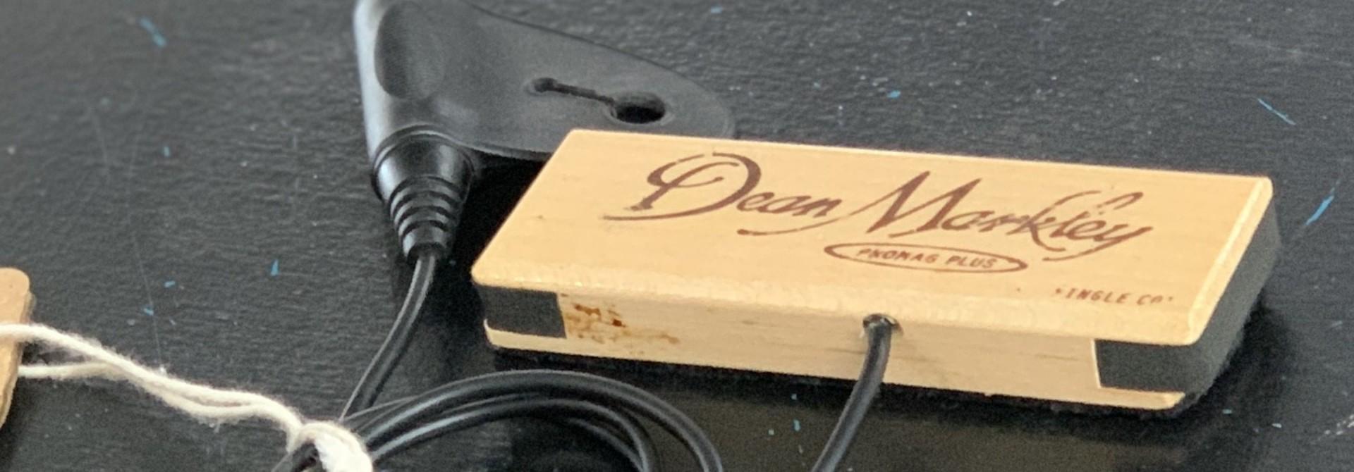 Dean Markley Promag Plus (Single Coil) [Used]